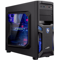 Gabinete Pc Sentey Blade Gs-6011 Usb 3.0 / 2 Coolers Gamer