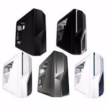 Gabinete Mid Tower Nzxt Phantom 410 Fans X 3 Usb 3.0 Gamer