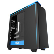 Gabinete Nzxt H440 Color Edition Blue And Black Atx Stock