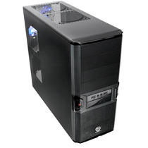 Gabinete Pc Thermaltake V4 Black Edition Usb Led Fan 120x120