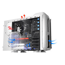 Gabinete Thermaltake Revo Gene Usb 3.0 Snow Edition Fierro!!