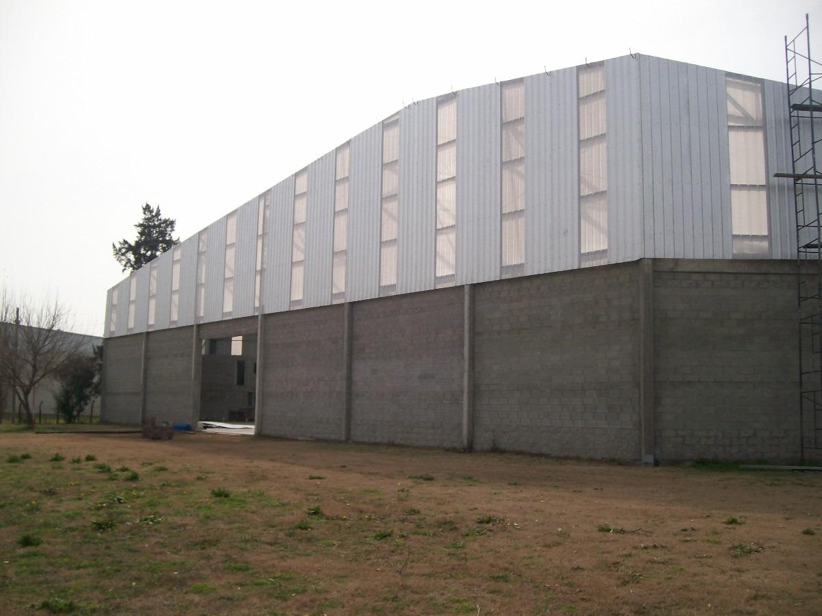 Galpones tinglados techos estructuras metalicas share for Construccion de galpones