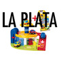 Garage Infantil Smoby La Plata Incluye Auto Y Helicoptero