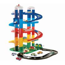 Duravit Garage Estacion De Servicio 4 Rampas Manglar Toys