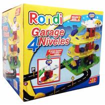 Garage Rondi 4 Niveles Pistas Lavadero Autos Ascensor