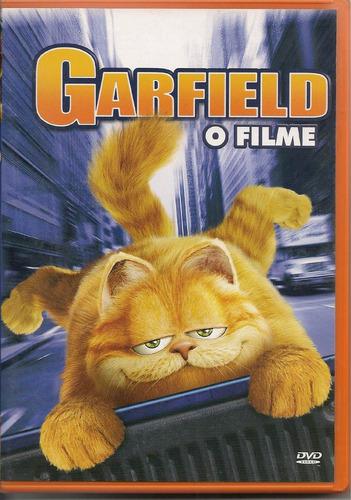 garfield en dvd: