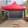 Carpa Plegable 3h 3x3 Aluminio Gazebo Estructural Playa Moto