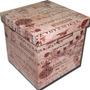 Caja Diseños Cartograficos 15x15x15 (16015)