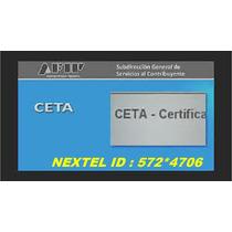 Formulario Afip Ceta Seta Auto Viamonte 800 Id Nex 572*4706