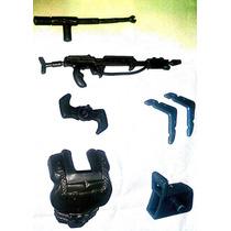 Armas The Corps Lanard / Simil Gi Joe