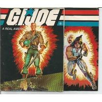 Gi Joe S.h.a.r.c. / Catalogo / Usa / Dec 80´ Hasbro