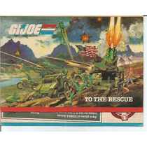 Gi Joe To The Rescue / Catalogo / Usa / Dec 80´ Hasbro