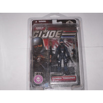 Gi Joe Poc Cobra Soldier En Blister + Case - Arjoes Store