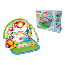 Gimnasio Bebé Musical 3 En 1 Fisher Price Manta Didáctica