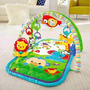 Gimnasio Para Bebe Fisher Price 3 En 1 Musical Rain Forest