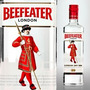 Gin Beefeater Litro - Oferta! Palermo Hollywood