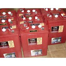 Bateria Trojan 6v 390ah L16g Tijeras Jlg Ciclo Profundo Usa