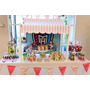 Alquiler Kiosco / Candy Bar Monster High Shabby Chic