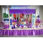 Alquiler Kiosco / Candy Bar Violetta Disney / Deco Eventos