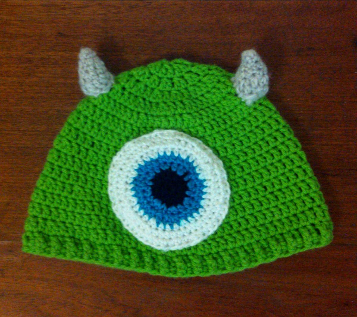 Gorro Tejido Al Crochet - Mike Watsowsky - $ 90,00 en MercadoLibre
