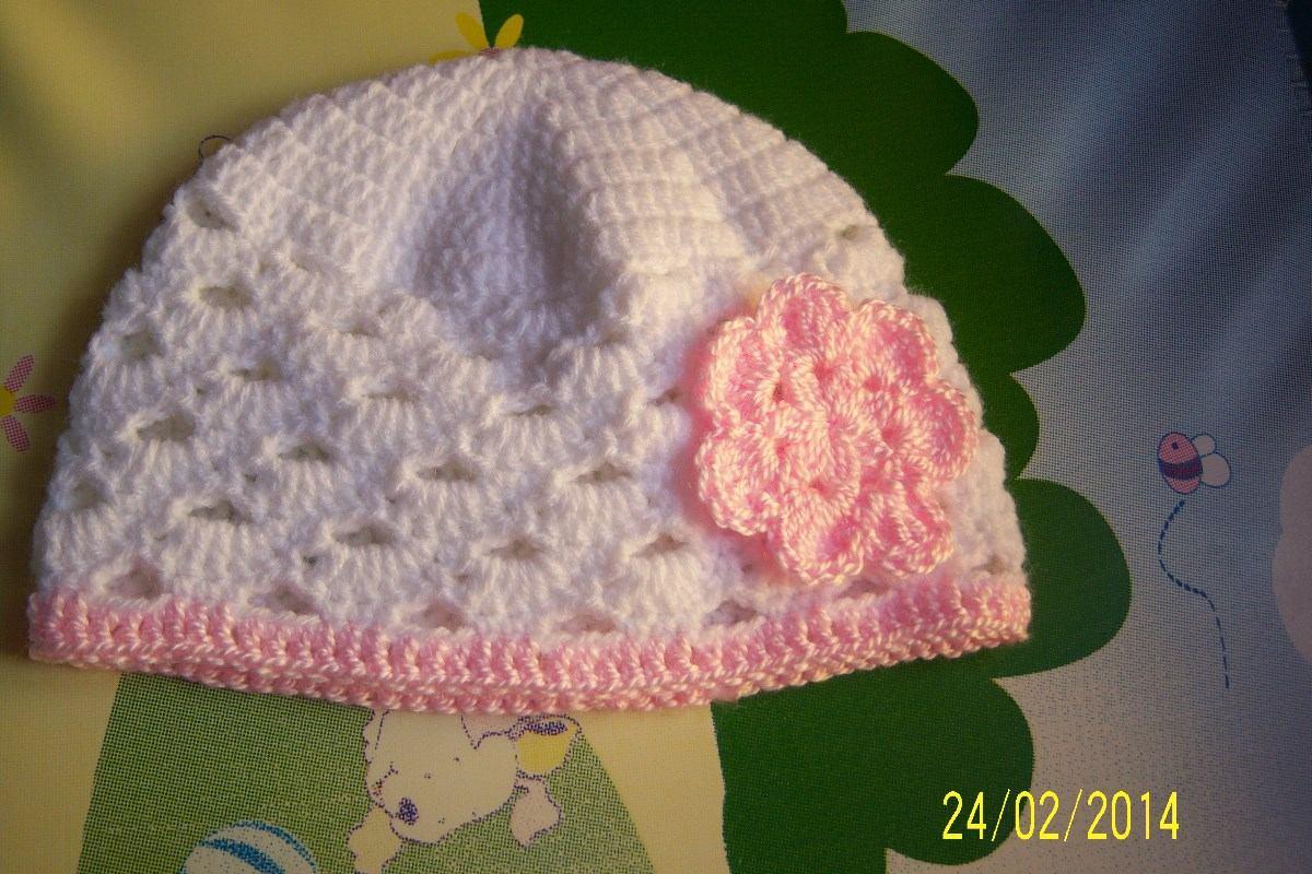 tejidos | Gorros tejidos paso a paso, a dos agujas, a crochet, para ...