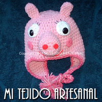 Gorros Tejidos Al Crochet Para Bebés, Niños Y Adolescentes