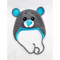 Gorros Al Crochet Para Bebés