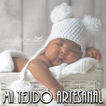 Gorros Tejidos Para Bebés Y Niños Cariñositos!!!!