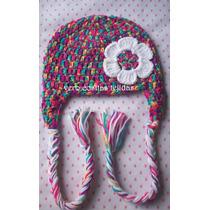 Gorros Tejidos Al Crochet Niños - Bebes - Mas De 700 Modelos