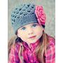 Gorros Tejida A Crochet Por Mayor 5 X $849 Bebes Niñas!!!