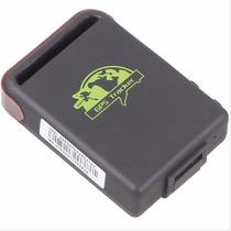 Gps Tracker Localizador Rastreador Espia Gsm Sms -tr 102