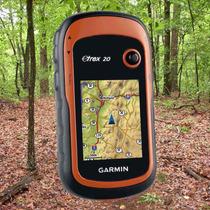 Gps Garmin Etrex 20 - Resistente Al Agua, Areas, 10x,20x,30x