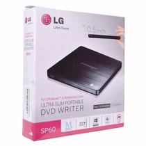 Lectograbadora Dvd/cd Externa Usb Lg Nueva Factura A O B