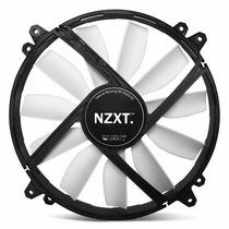 Fan Cooler Nzxt Fn200rb 200mm 1300 Rpm Pc Gabinete Gamer Jfc