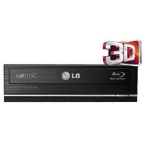 Grabadora De Blu Ray Lg 14x + Dvd Reproduce 3d! Hd Belgrano