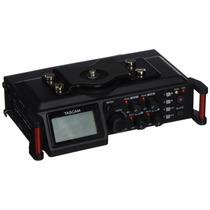 Grabadora Profesional Tascam Dr70d Nueva 4 Canales