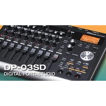 Tascam Dp-03sd Porta-estudio Grabadores Tascam