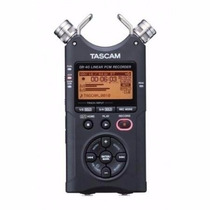 Grabadora Profesional Tascam Dr-40 4 Pistas Version 2+sd 2gb