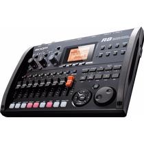 Zoom R8 Mixer Grabador Interfaz Controller Sample Caja Ritmo