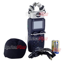 Grabadora Digital Portable Zoom H5 Musica Pilar