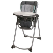 Silla De Comer Graco Slim Space Manor Planeta Bb