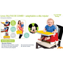 Booster Silla De Comer - Disney