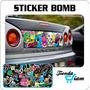 Vinilo Sticker Bomb