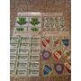 Planchas Blister De Calcomanias Calcos Stickers