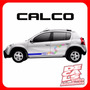 Calcomania Renault Sandero