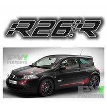 Kit De Renault R26 Sport Megane Clio Sandero Laguna Ploteo