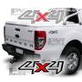 Calco 4x4 Ford Ranger 2012 - 2015 Simil Original Calcomania