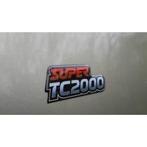 Calco 3d Oficial Super Tc2000 .0 (5cmx2cm)