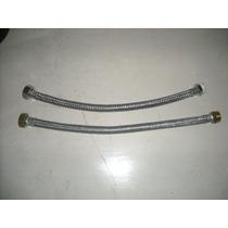 Flexibles Para Agua De 30/35cm Nuevos