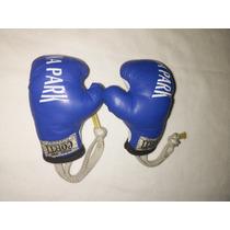 Mini Guante Antiguo Boxeo -publicidad Luna Park Cartel Corti
